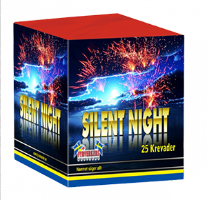 Silent Night 25 Krevader